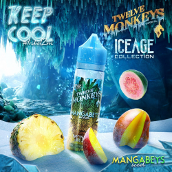 Mangabeys Iced 50 ml